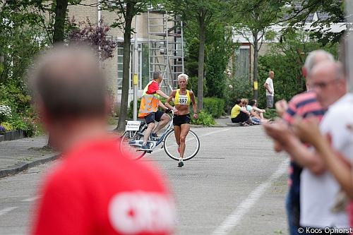 finish, fiets weg